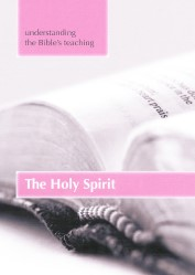 Holy Spirit booklet front cover