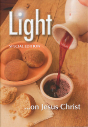 Front cover of 'Light on Jesus Christ'