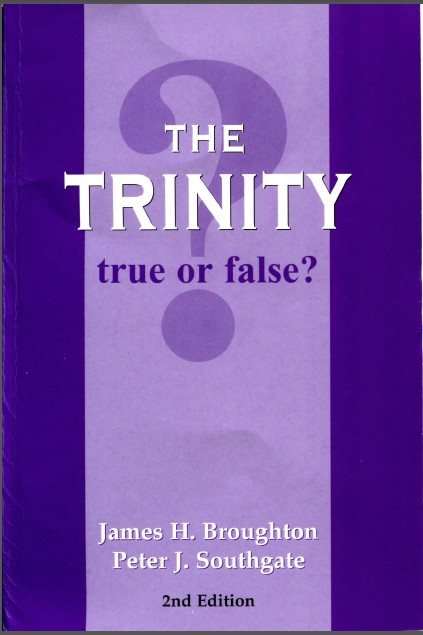 Front cover of the book 'The Trinity'