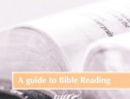 Guide to Bible reading