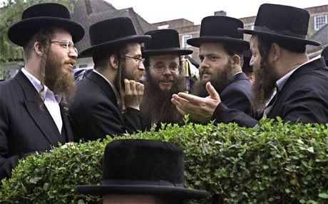 Ultra-Orthodox Jews