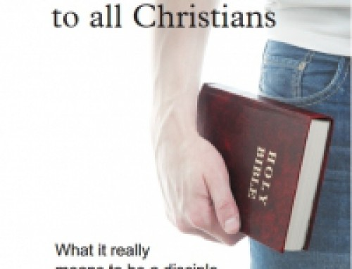 A Challenge to all Christians